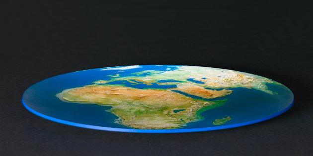 terrapiattismo - Il terrapiattismo di Mediaset