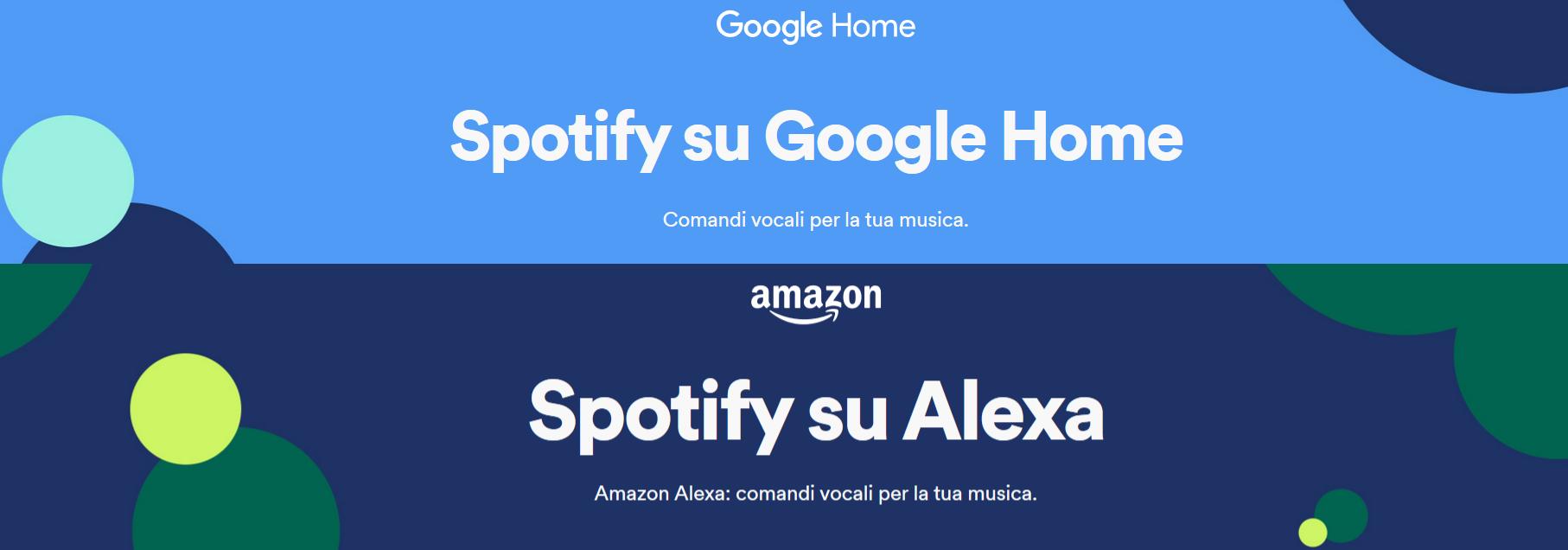 copertina articolo - Radio 4.0. Spotify da predatore diventa preda di Google ed Amazon. E' scontro sugli smart speaker. La Radio per ora e' spettatore, finche' rimarra' al suo posto