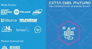 città del futuro, smart city, ferrara
