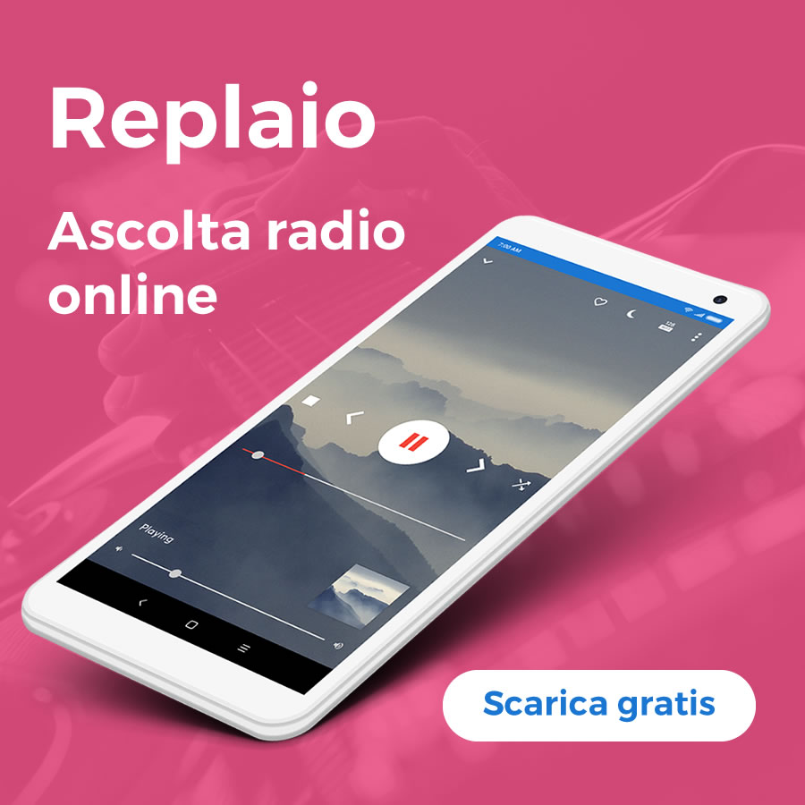 replaio banner - Spotify: Radio = Cassette: Radio