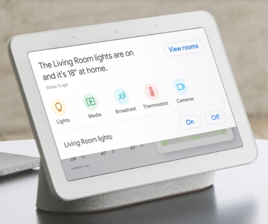 Google Nest Hub 1 - Tecnologia. Google Nest Hub debutta in Italia: e' guerra all'ultimo smart speaker