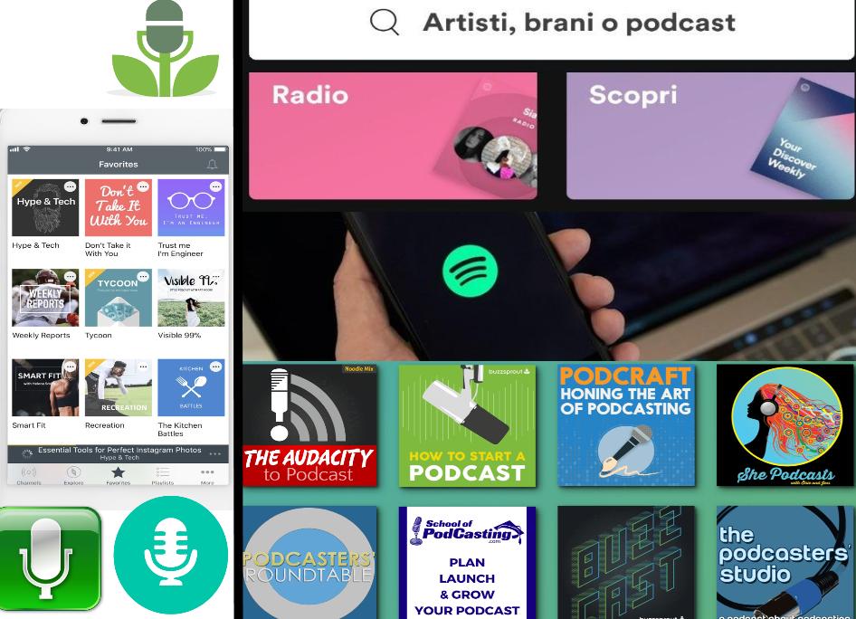 copertina articolo podcast 1 - Radio 4.0. USA: cresce del 53% il mercato pubblicitario sui Podcast