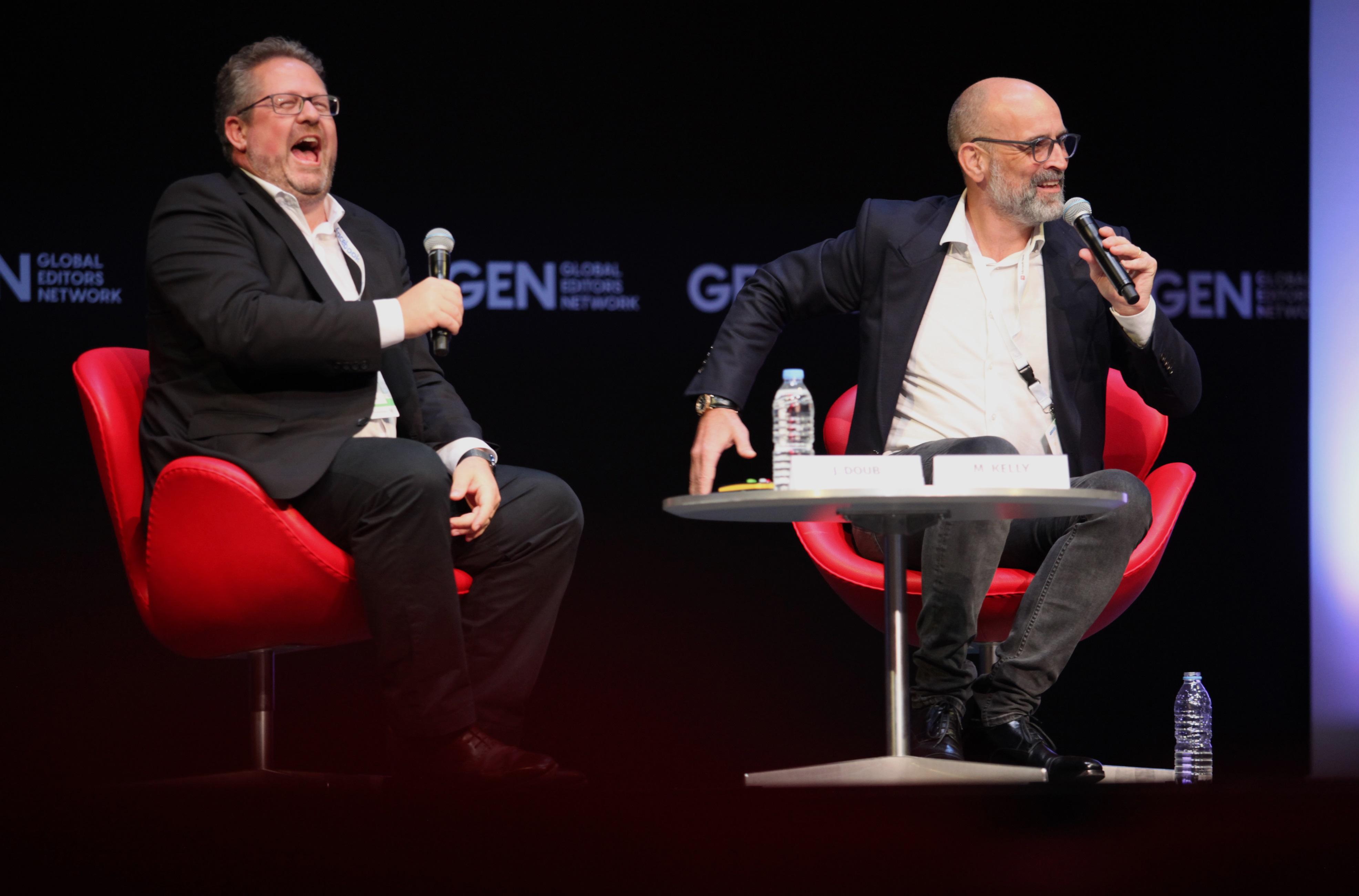 """Jesper Doub Gen Summit - Web. Facebook vuole ricompensare gli editori. Doub: """"Non sara' la soluzione, ma vogliamo esserne parte"""""""