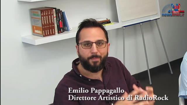 Radio Rock Emilio Pappagallo