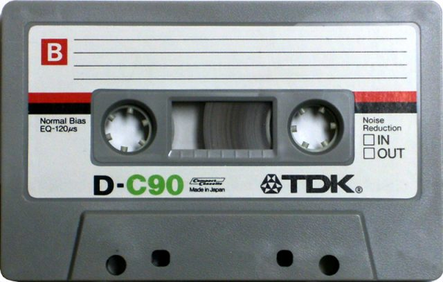 Spotify, cassette