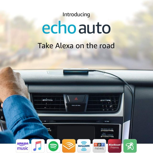 alexa car, report USA
