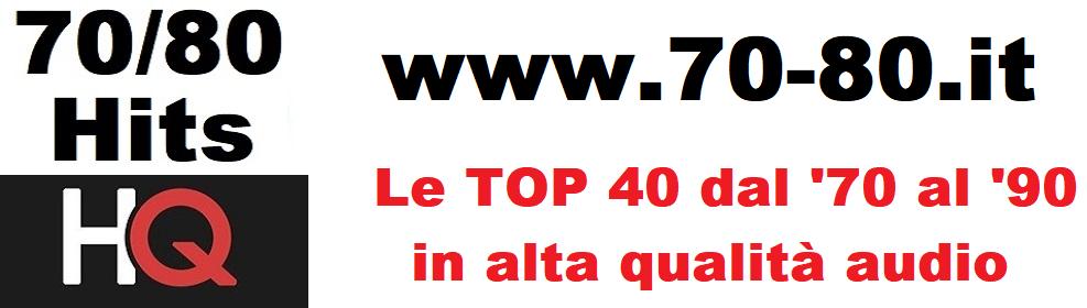 70 80 Hits HQ con sito - Radio 4.0. Cresce ascolto IP. Accessi a FM World novembre 2019: Radio 24 spodesta DeeJay. Bene RAI. Premiata esordiente HQ 320 kbps