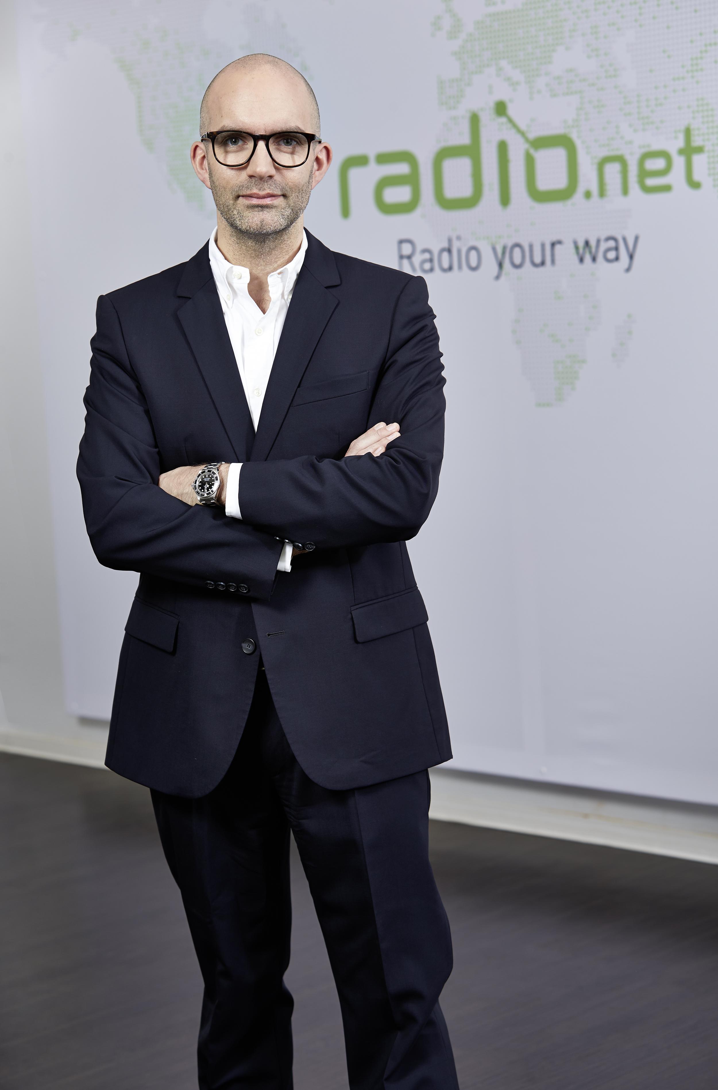 Bernhard Bahners Radio.it  - Radio 4.0. Radio.net: 7 mln di utenti per 30.000 stazioni. Accordi per connected car con Audi, Bentley, Daimler, Porsche e Volkswagen. Sorprese tra le radio italiane più ascoltate