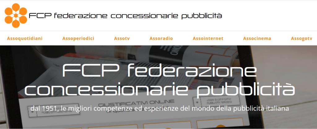 FCP 1024x417 - TV. Convegno FCP- Assotv: tv resta al centro dell'ecosistema media. Generazioni Z e Kids registrano indici di concentrazione degli ascolti al 140%
