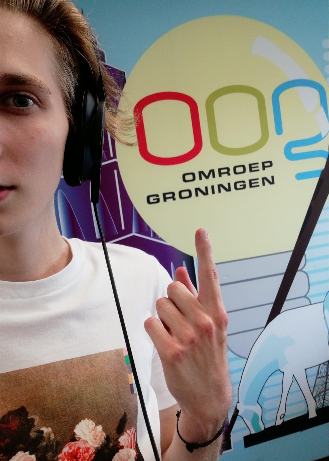 Foto 3 - Radio e giovani. 1^ puntata. Maikel Van Duinen: La Radio non è un device, è contenuto e brand