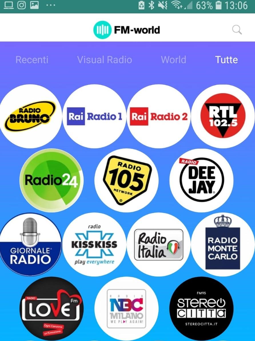 FM World Giornale Radio - Radio e Tv. Emergenza Coronavirus stravolge tutti i palinsesti. Ma non tutti gestiscono bene come RAI, SKY e RTL. Delude Radiomediaset