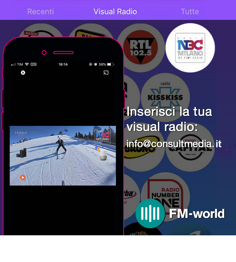 FMW Visual Radio 900x1000 - Streaming video on demand. Dopo il Covid anche Disney deve reinventarsi. Topolino punta ai servizi direct to consumer