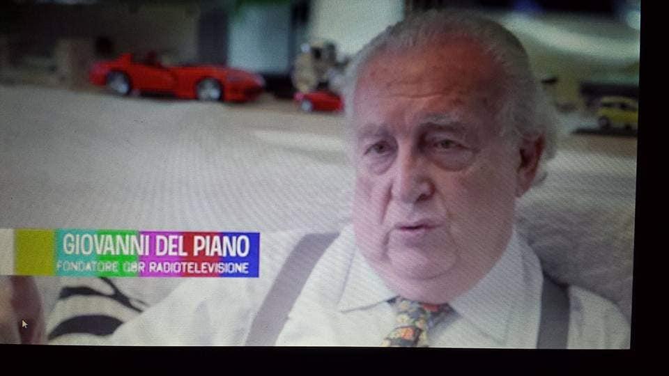 Giovanni Del Piano, GBR