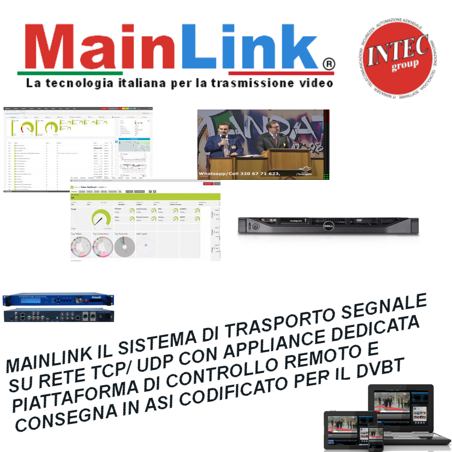 Mainlink banner 1 - Tv 4.0. La tv del futuro tra 5G broadcast, tv lineare IP, NGA ed IA. Le ultime novità tecnologiche all'Innovation Day 2020