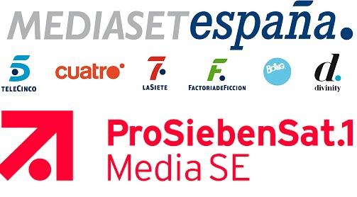 Mediaset-Espana ProSiebenSat 1