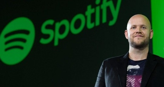 daniel ek ceo spotify musica in streaming cala per coronavirus - Musica. A dispetto delle previsioni il Coronavirus penalizza lo streaming on demand. Giù Spotify. E artisti chiedono all'OTT di triplicare le royalties