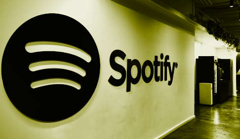 spotify: diminuisce ascolto musica in streaming