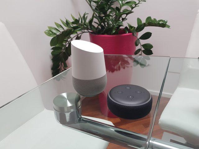 smart speaker, ai tempi del covid