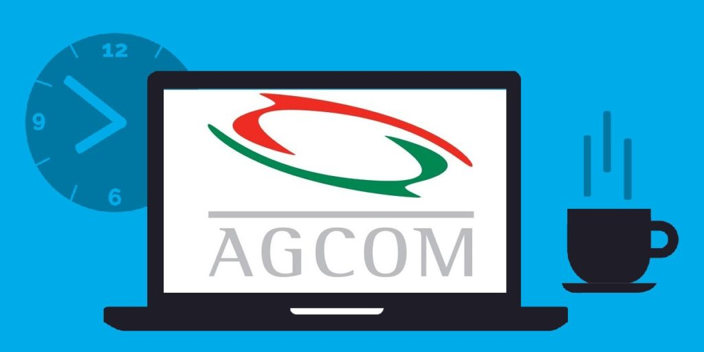 smart working agcom