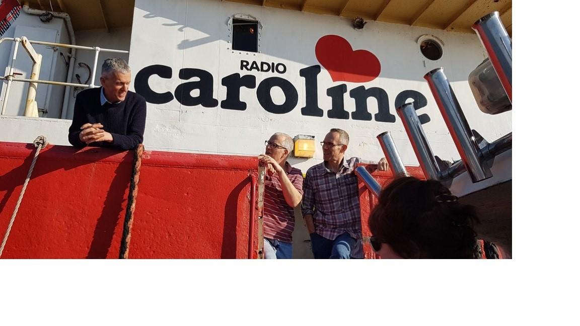 GB su radio caroline - Radio. Scomparso Ronan O'Rahilly, fondatore di Radio Caroline, ispiratrice di I Love Radio Rock. Grant Benson: se ascoltiamo le radio musicali in Europa, lo dobbiamo a lui
