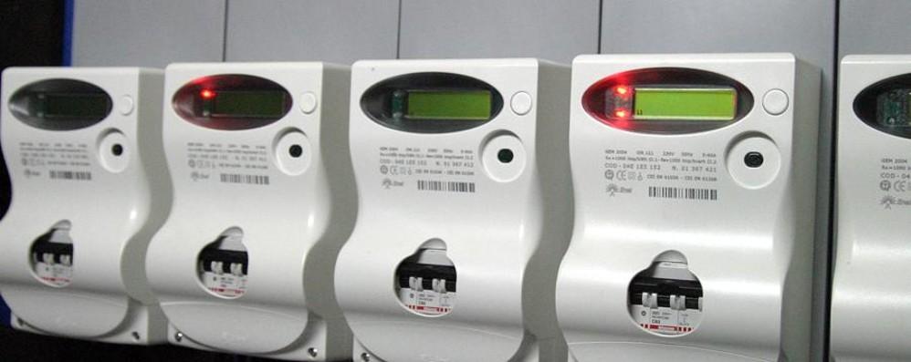 energia elettrica, consumi