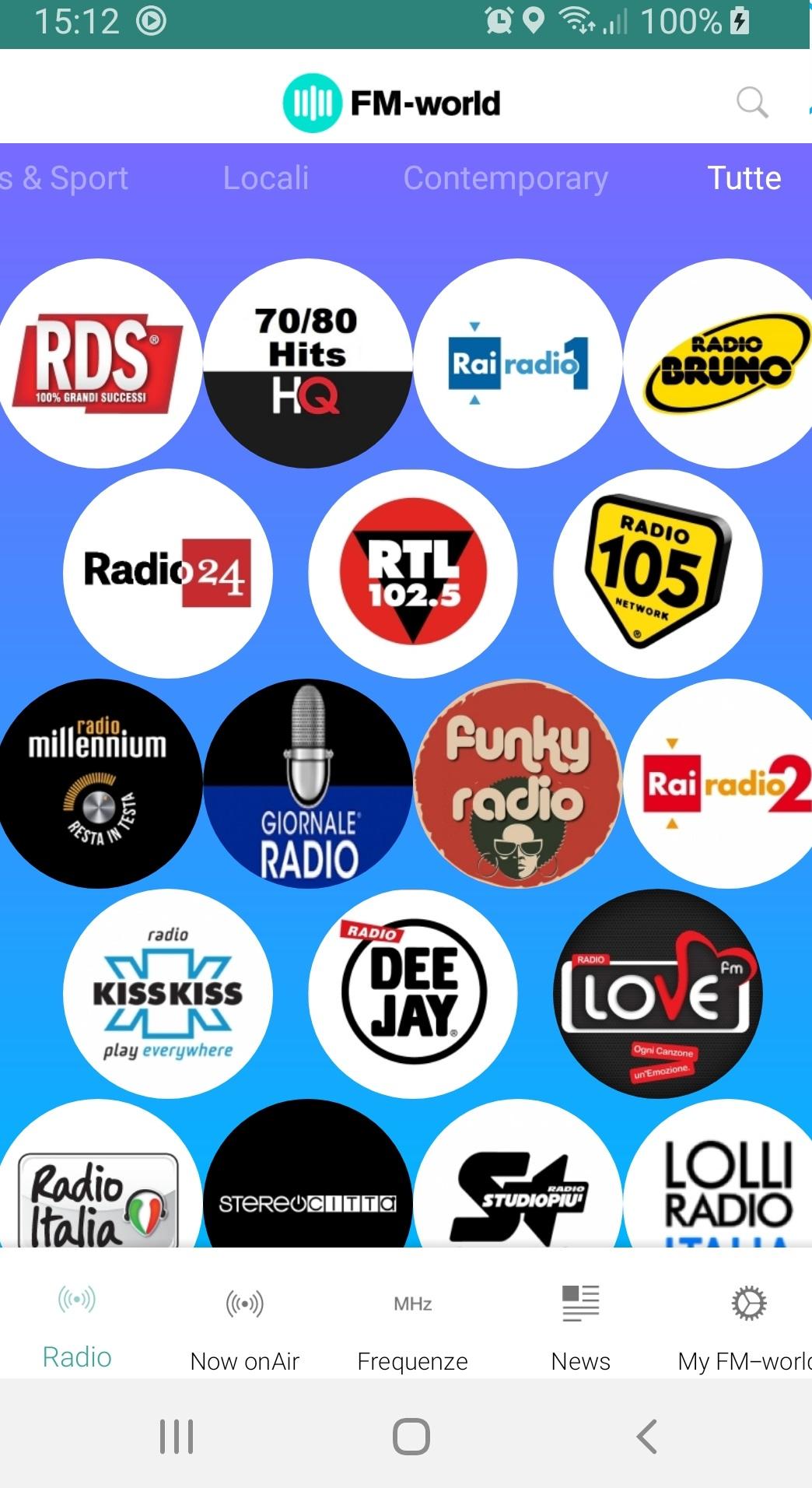 FM world - Radio. Allarme denominazione: le nuove tecnologie privilegiano quelle che rappresentano il contenuto. E brand storici rischiano di essere marginalizzati dall'I.A.