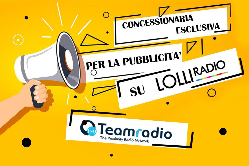 LolliRadio, team radio, IP radio