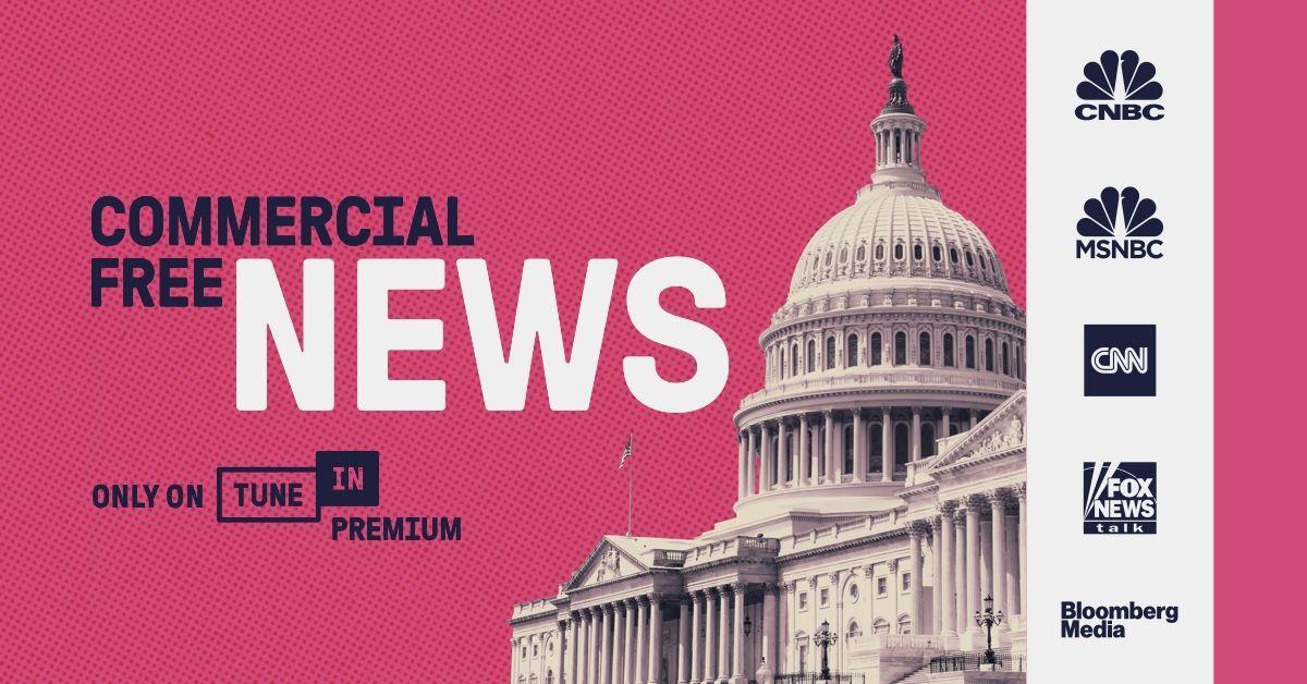 Tunein news senza pubblicità - Radio 4.0. TuneIn scommette sulle news senza pubblicità: ogni anno +47% aumento della fruizione di canali di notizie. Accordo con CNN e Bloomberg Media
