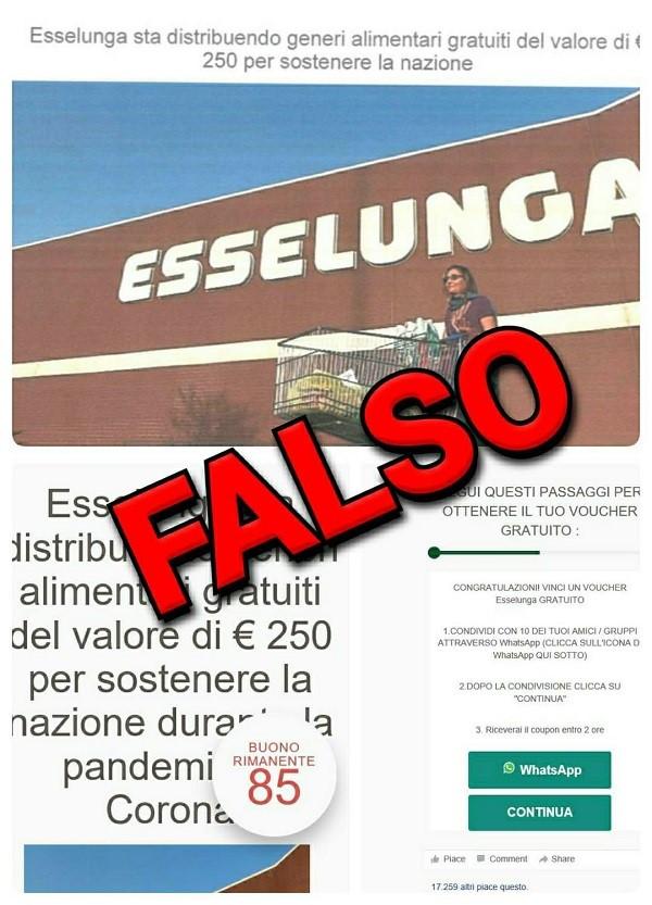 """esselunga fake news - Telemarketing. Ed ora i truffatori si spacciano per l'Agcom: """"Abbiamo rilevato l'applicazione di tariffe eccessive"""""""