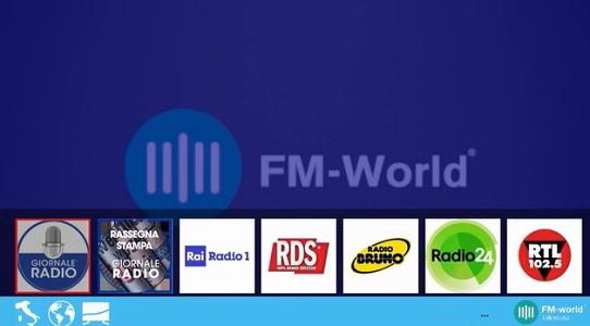 roku tv 1 - Radio 4.0. L'aggregatore italiano FM World sbarca anche sulla piattaforma Roku