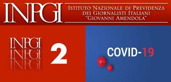 Covid 19, Inpgi 2, congedo parentale
