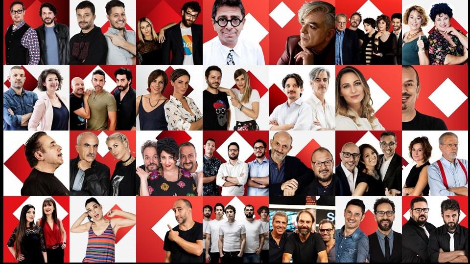 RAI Roberto Sergio Conduttori Radio 2 - Radio 4.0. Roberto Sergio: partiamo con Radio 2, ma presto tutte le emittenti RAI saranno visual. Puntiamo ai locali pubblici, dove dominano Sky, RTL e RDS. Faremo offerte ad hoc ai gestori