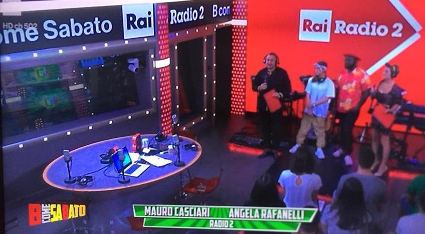 """Radio RAI Mauro Casciari direttore Roberto Sergio - Radio. Successo per VR Radiodue. Roberto Sergio: """"Confronto con altri non lo facciamo neppure. Vinceremmo a mani basse. Non competiamo neanche"""""""