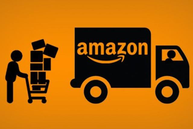 Amazon, consegne