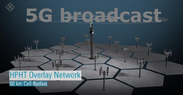 5G broadcast