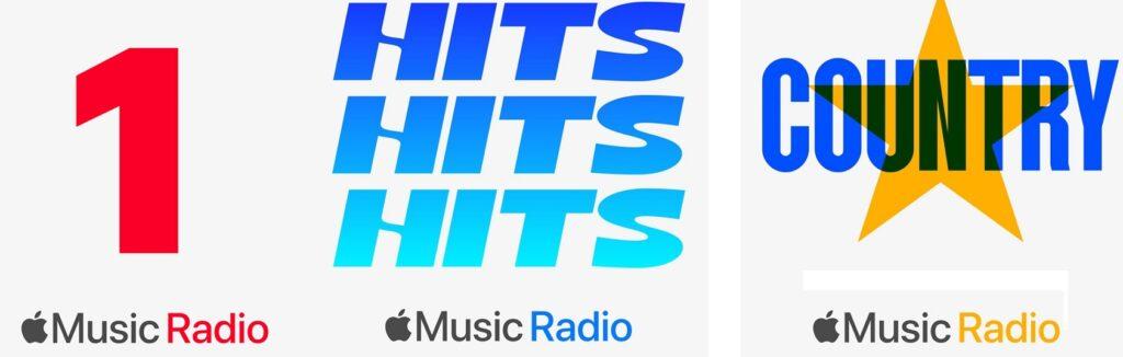 Apple 1 1024x326 - Radio 4.0. Apple rebrandizza Beats 1 e lancia due stazioni IP con conduzioni: oldies e country. La Radio IP è ritenuta matura per il pubblico adulto