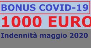 maggio 2020, decreto agosto bonus covid 19