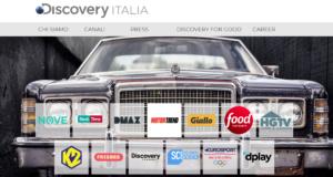 conti positivi 2019 Discovery Italia
