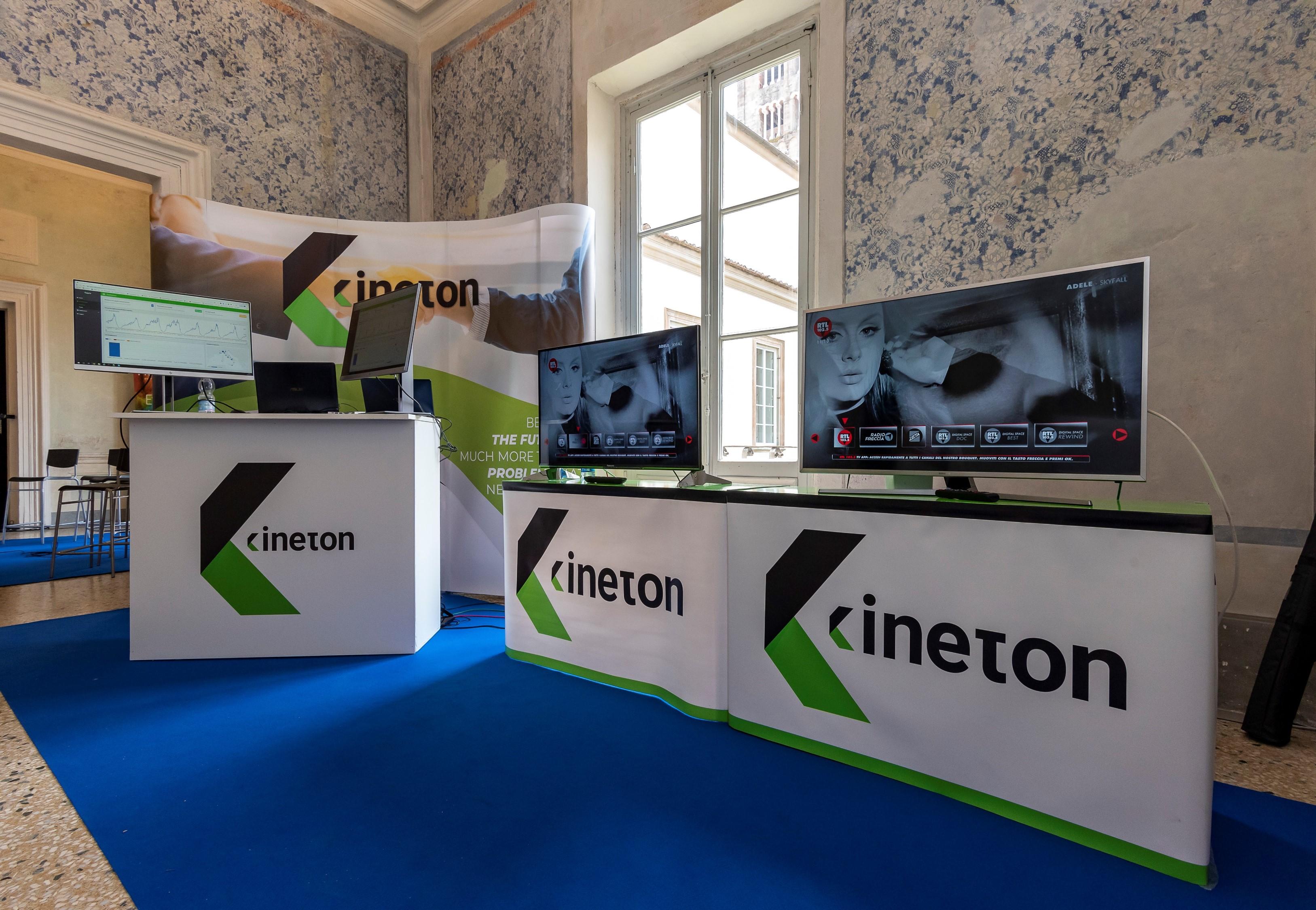Kineton 2 - DTT. Aprea (Kineton): pronta la tecnologia per moltiplicare gli spazi sui mux del 2022. Ci sarà spazio per tutti e per ogni budget