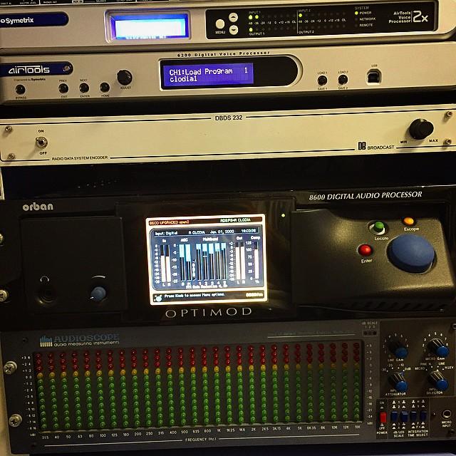 adriano ronchi processori audio. jpg 1 - Radio. Audio designer. Adriano Ronchi: i comandamenti del processamento sonoro. Primo: non copiare. L'IP? Ambito ideale per tarare i processori