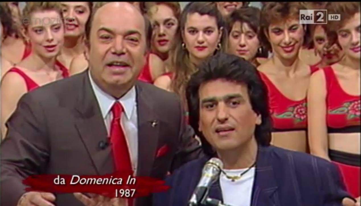 domenica in 1 - Tv. Domenica In: nel 1976 Corrado introduce la domenica degli italiani. In occasione della nuova edizione del 2020 ripercorriamo le tappe del programma