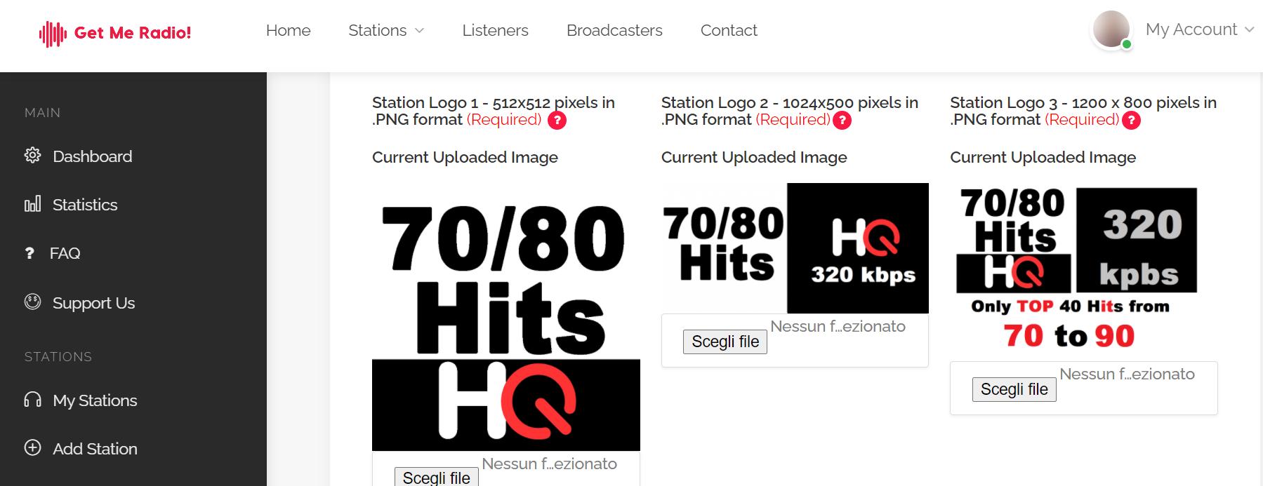 get me radio 2 - Radio 4.0. TuneIn non inserisce più nuove stazioni? Nasce la piattaforma Get Me Radio