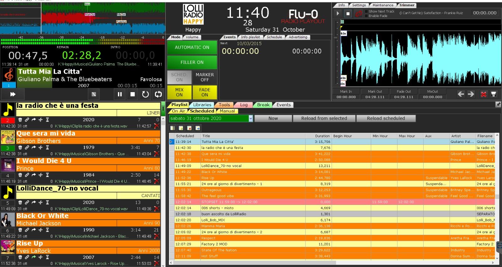 Lolliradio Happy DJ Osso - Radio. Il formato Happy che attraverso il decostruzionismo stravolge schemi radiofonici precostituiti si afferma. E ci tenta anche Dj Osso