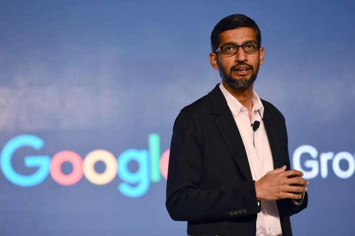 Sundar Pachai ceo Google annuncia il nuovo prodotto Google News Showcase - Editoria & Web. Arriva Google News Showcase: Google pagherà 1 mld di dollari agli editori che potranno decidere quali notizie mostrare sull'aggregatore