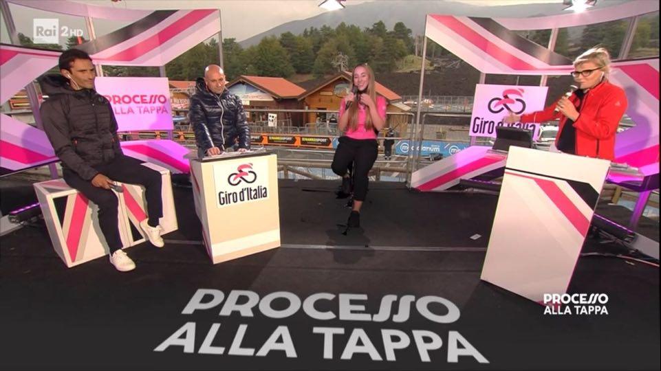 giro ditalia 3 - Radio e Tv. Giro d'Italia: le meraviglie del Belpase in Rosa mostrate e raccontate dalla Radio e dalla Televisione
