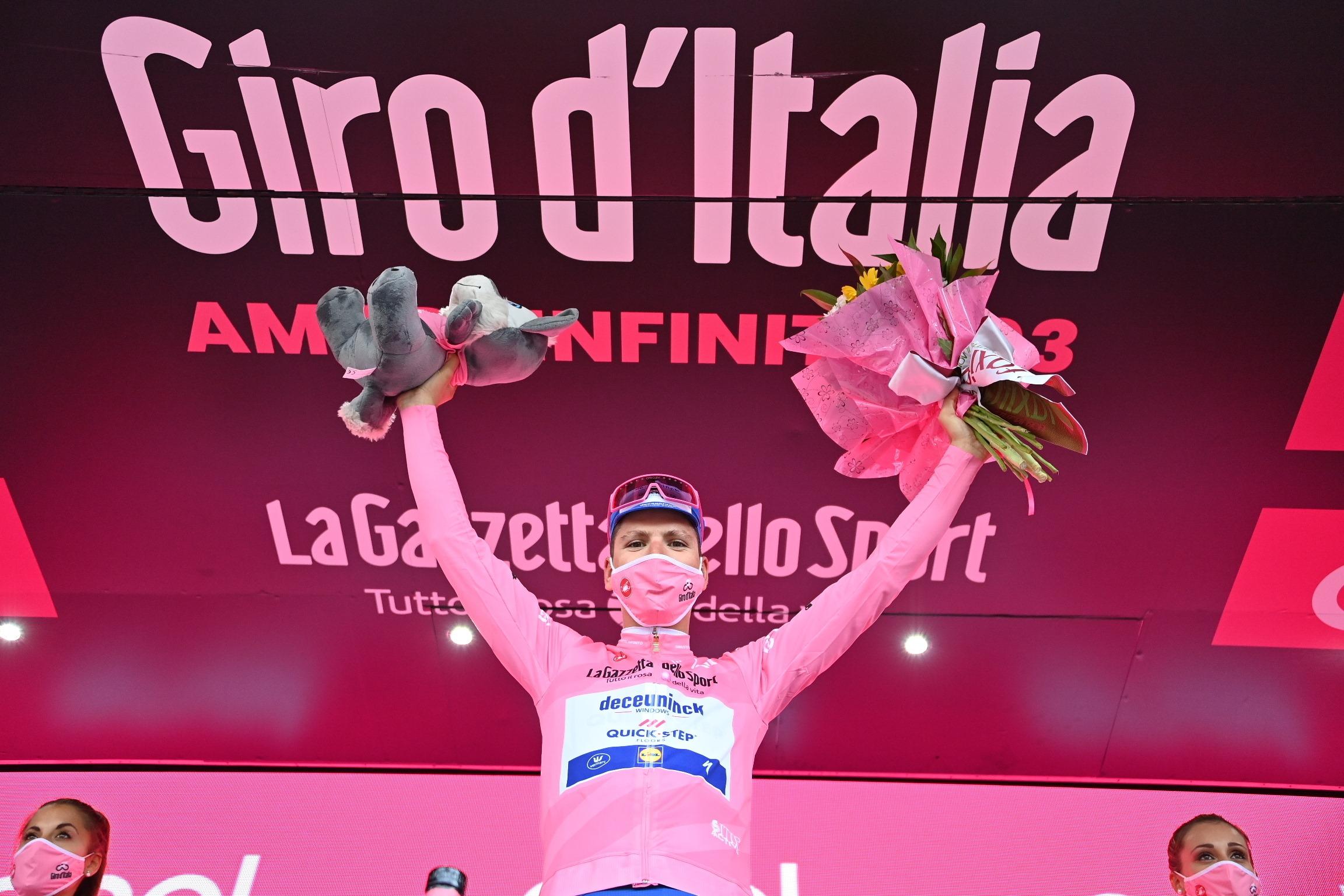 giro ditalia 7 - Radio e Tv. Giro d'Italia: le meraviglie del Belpase in Rosa mostrate e raccontate dalla Radio e dalla Televisione