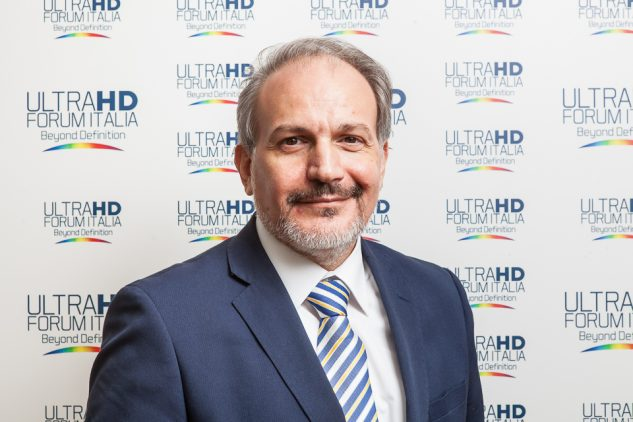 Benito Manlio Mari presidente HDFI foto 1 - DTT. Mari (HDFI): nuova decurtazione dello spettro dal 2030. Broadcaster allertati ad una migrazione su IP