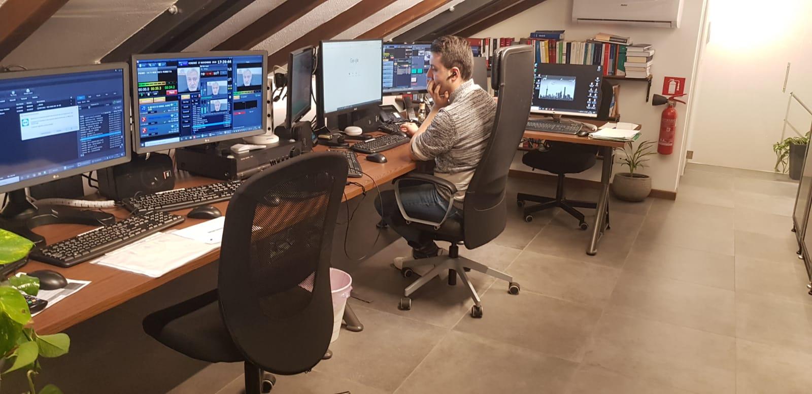 HBBTV IP Consultmedia Daniele Dabrosca play out farm - DTT. E' corsa alla HBBTV: il gate verso la tv IP dal digitale televisivo terrestre. Ecco le motivazioni che hanno fatto riscoprire una tecnologia del 2009