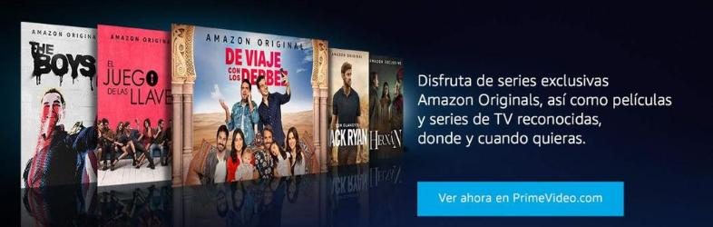 LandingAmazonPrime - SVOD. Landing page per le Serie Tv. Le case history di Netflix, Apple Tv, Disney+, HBO, Movistar e Amazon Prime Video. 5 consigli per realizzarne una