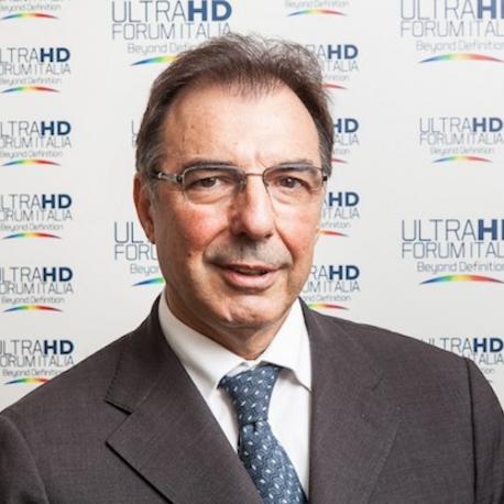Marco Pellegrinato Vice Presidente HDFI foto - DTT. Pellegrinato (Mediaset) Tv live IP in luogo di sat? Non se, ma quando. DVB-I soluzione per chi non troverà spazio su DVB-T o DVB-S. Con gli stessi LCN